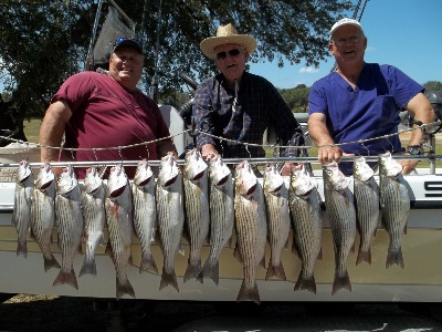 Limits of Stripers June 2011